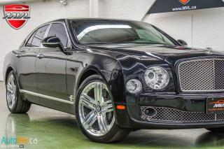 Used 2011 Bentley Mulsanne - for sale in Oakville, ON
