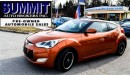 Used 2012 Hyundai Veloster TECH | NAVI | ROOF | CAMERA for sale in Richmond Hill, ON