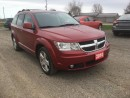 Used 2010 Dodge Journey SXT for sale in Lambton Shores, ON