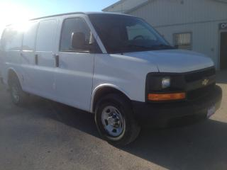 Used 2010 Chevrolet Express 2500 Cargo Extended for sale in Lambton Shores, ON
