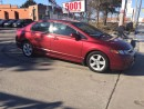 Used 2007 Honda Civic NO ACCIDENT,SAFETY E/T+3YEARS WARRANTY INCLUDED for sale in North York, ON