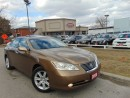 Used 2008 Lexus ES 350 PREM PKG- LEATHER-SUNROOF for sale in Scarborough, ON