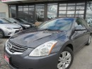 Used 2012 Nissan Altima 2.5-SL-CAMERA-LEATHER-SUNROOF-ALLOYS for sale in Scarborough, ON