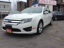 Used 2012 Ford Fusion SE, CRUISE, TRACTION, ALLOY RIMS, KEYLESS ENTRY for sale in Scarborough, ON
