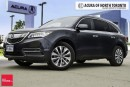 Used 2016 Acura MDX Navi Navi|CAM|Sunroof|Push Start|Jewel EYE LED|SH- for sale in Thornhill, ON