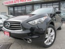 Used 2013 Infiniti FX35 LIMITED-EDITION-FX-37-NAVIGATION-CAMERA-LOADED for sale in Scarborough, ON