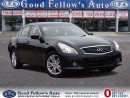 Used 2013 Infiniti G37 AWD, LEATHER, SUNROOF, CAMERA for sale in North York, ON