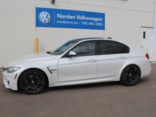 Used 2015 BMW M3 Premium - Executive - LED package for sale in Edmonton, AB