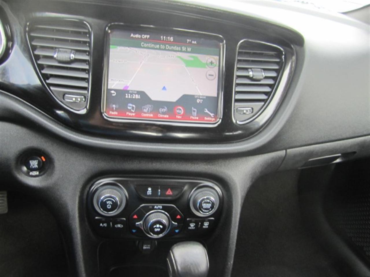 2013 Dodge Dart GT-Limited-Navigation-Multi Air Turbo