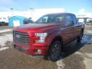 New 2017 Ford F-150 XLT 4x4 SuperCab Styleside 6.5 ft. box 145 in. WB for sale in Dawson Creek, BC