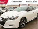 Used 2016 Nissan Maxima SV 4dr Sedan for sale in Edmonton, AB