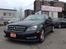 Used 2014 Mercedes-Benz C-Class NAVI, SUNROOF, BACK-UP CAM, AWD, LEATHER for sale in Scarborough, ON