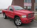 Used 2005 Dodge Ram 1500 SLT 4X4 HEMI SHORT BOX 73,000 KM for sale in Etobicoke, ON