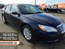 Used 2014 Chrysler 200 Touring for sale in Edmonton, AB