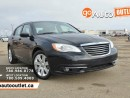 Used 2013 Chrysler 200 Touring for sale in Edmonton, AB