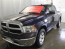 Used 2014 Dodge Ram 1500 ST 4x4 Crew Cab for sale in Edmonton, AB