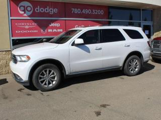 Used 2017 Dodge Durango SXT AWD / Sunroof / Back Up Camera for sale in Edmonton, AB