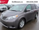Used 2016 Toyota Sienna LE for sale in Edmonton, AB
