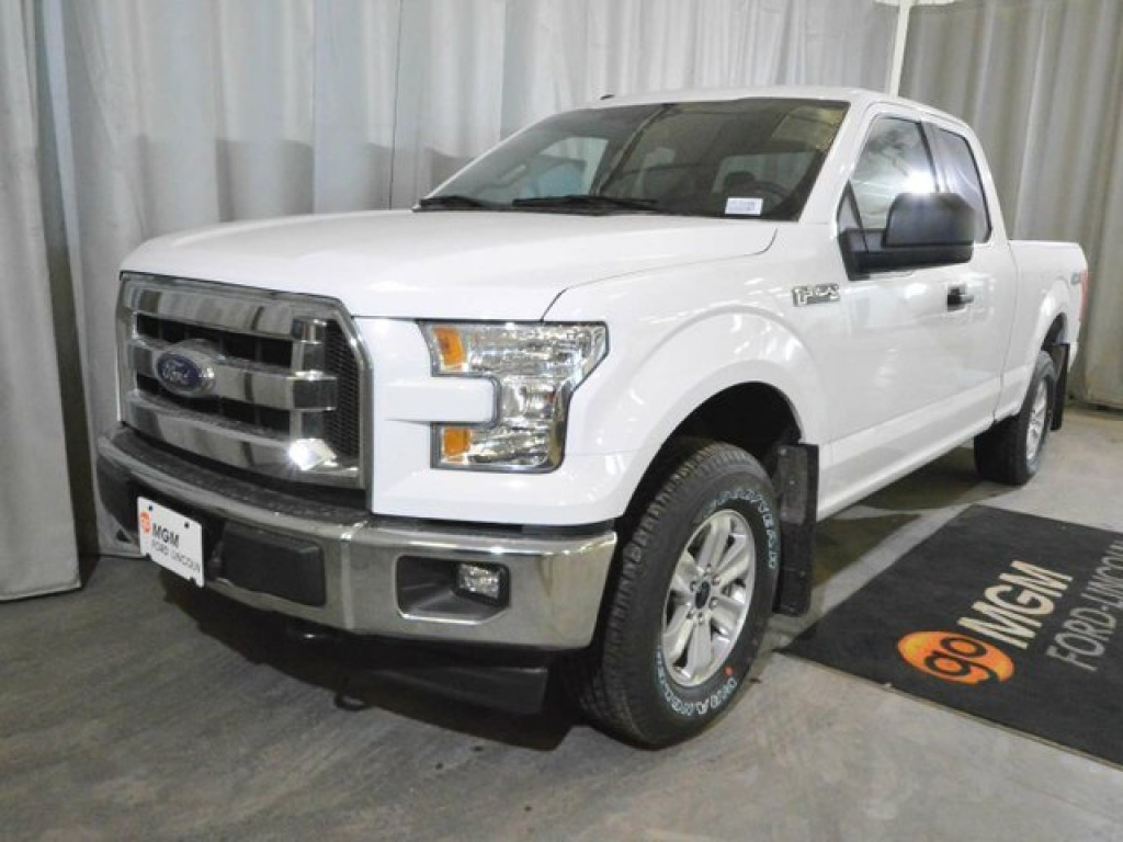 new 2017 ford f 150 xlt 4x4 supercab styleside 6 5 ft box 145 in wb for sale in red deer. Black Bedroom Furniture Sets. Home Design Ideas