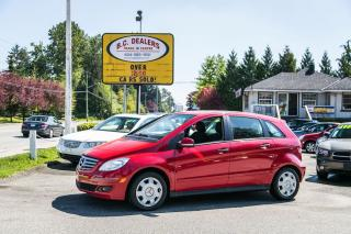 Used 2006 Mercedes-Benz B-Class B200, Panorama Roof, Local BC Car, 152k, 4-Cyl! for sale in Surrey, BC