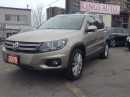 Used 2015 Volkswagen Tiguan HIGHLINE, NAVI, SUNROOF, BACK-UP CAM, LEATHER, AWD for sale in Scarborough, ON