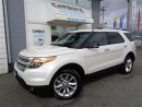 Used 2015 Ford Explorer XLT 4WD, Nav, MoonRoof, Leather for sale in Langley, BC