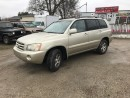 Used 2002 Toyota Highlander for sale in Cambridge, ON