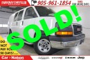 Used 2015 GMC Savana 2500 1WT| STABILITRAK| PWR LOCKS| READY TO WORK| for sale in Mississauga, ON