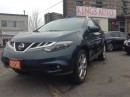 Used 2012 Nissan Murano PLATINUM, SUNROOF, NAVI, BACK-UP CAM, AWD, LEATHER for sale in Scarborough, ON