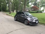 2014 Fiat 500 500C CABRIO GQ EDITION with ABARTH FEATURES