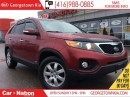 Used 2013 Kia Sorento LX V6 | 7 SEATER | HEATED SEATS | BLUETOOTH | for sale in Georgetown, ON