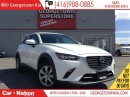 Used 2016 Mazda CX-3 GX NAV READY| BACK UP CAM| BLUE TOOTH| WARRANTY for sale in Georgetown, ON