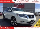 Used 2015 Nissan Pathfinder PLATINUM NAVI| DVD| BACK UP CAM| LEATHER| ROOF for sale in Georgetown, ON