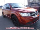 Used 2012 Dodge JOURNEY CVP 4D UTILITY FWD 2.4L for sale in Calgary, AB