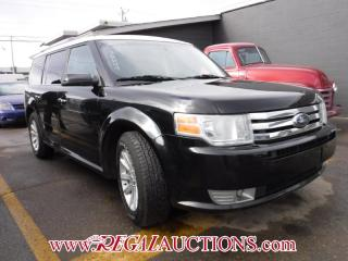Used 2009 Ford FLEX SEL 4D UTILITY 2WD for sale in Calgary, AB