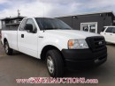 Used 2007 Ford F150 XL REG CAB for sale in Calgary, AB