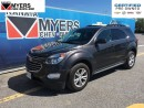 Used 2016 Chevrolet Equinox LT, NAV, SUNROOF, POWER LIFTGATE, REMOTE START for sale in Ottawa, ON