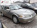 Used 1999 Toyota Camry LE for sale in Toronto, ON