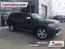 Used 2011 Dodge Durango Citadel|Leather|Nav|DVD|Heated Seats for sale in Edmonton, AB