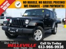 Used 2014 Jeep Wrangler Sport-Dual Tops-TOW Group for sale in Belleville, ON