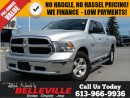 Used 2017 Dodge Ram 1500 SLT-Side Steps-Back UP Camera for sale in Belleville, ON