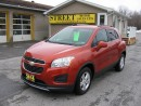 Used 2014 Chevrolet Trax LT Model with LOW! LOW! KM'S for sale in Smiths Falls, ON