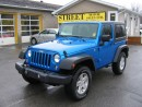 Used 2016 Jeep Wrangler Sport 2Door 2 TOPS Power Convenience Pkg for sale in Smiths Falls, ON