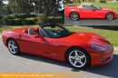Used 2006 Chevrolet Corvette BOSE Sound, Heated Leather, LS for sale in Winnipeg, MB