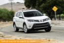 Used 2015 Toyota RAV4 Limited, AWD, Nav, Backup Cam, for sale in Winnipeg, MB