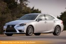 Used 2014 Lexus IS 250 AWD, Backup Camera, MoonRoof, for sale in Winnipeg, MB