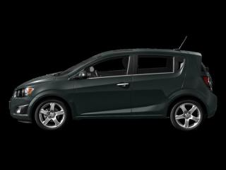 Used 2016 Chevrolet Sonic for sale in St. Thomas, ON