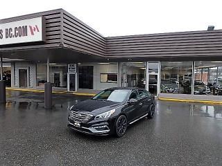 Used 2016 Hyundai Sonata Sport Tech for sale in Langley, BC