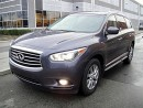Used 2013 Infiniti JX35 AWD, NAVI, CAM, NO ACCIDENTS for sale in Aurora, ON