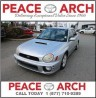 Used 2002 Subaru Impreza WRX-MANUAL/HEATEDSEATS for sale in Surrey, BC